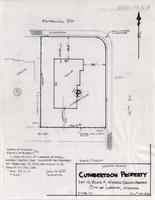Location Survey Cuthbertson Property Lot 10, Block 4, Wyoming Second Addition City of Laramie, Wyoming
