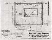 Location-Map Carlon Land Property Lot 1, Block 2, Alta Vista Addition City of Laramie, Wyoming