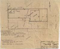 Location-Map Troyer Tract 606 So. 6th st,. Laramie,