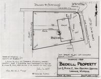 Location-Map Bedell Property Lot 3, Block 2, Iron Mountain Addition Laramie, Wyoming