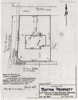 Location-Map Batton Property Lot 7, Block 3, Iron Mountain Addition City of Laramie, Wyoming