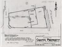 Location-Map Craven Property Lot 1, Block 2, Iron Mountain Addition Laramie, Wyoming