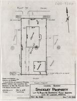 Location Survey Stickley Property Lot 9, Block 8, University Place Addition City of Laramie, Wyoming