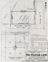 Property Map Ray  Minster Land in Northeast Quarter Bl 28 West Laramie, Wyoming