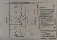 Property Map Hatcher Land West Laramie, Wyoming