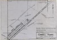 Planning Layout carroll Homes near Laramie, Wyoming