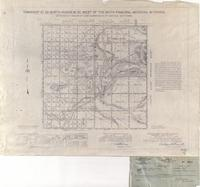 Township No 32 North, Range No 81 West of the Sixth Principal Meridian, Wyoming Dependent Resurvey and Subdivision of Certain Sections