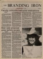 [Page of] Branding iron [March 14, 1984]