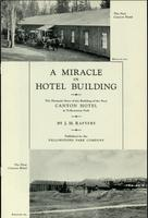 A miracle in hotel building