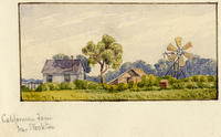 California Farm, Near Stockton