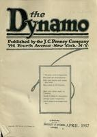 [Page of] The Dynamo - April 1917