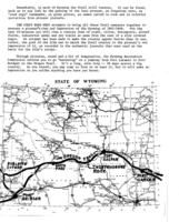 First Road West Information Sheet
