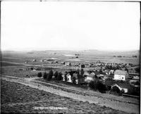 Panoramic View Of Douglas, Wyoming