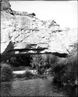 View Of Natural Bridge