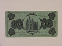 Currency, Fifty Cents