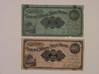 General Tithing Store House Currency, Ten Cents
