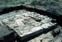 Feature 3 - Fireplace At The Reshaw Trading Post Site
