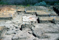 Feature 2-Fireplace At The Reshaw Trading Post Site