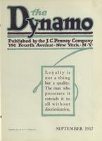 The Dynamo - August 1917