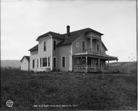 B.B. Brooks' Ranch Home, Natrona County