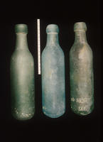 Soda-Pop Bottles Found At The Fort Laramie Quartermaster Dump