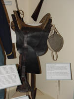 McClellan Military Saddle, 1858