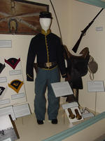Enlisted Shell Jacket, Civil War, Ca. 1861
