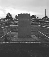 Overland Trail Monument