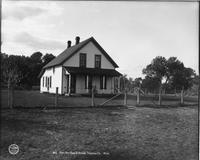 Two Bar Ranch House, Natrona County, Wyoming