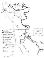 Cassa Area Historic Map