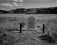 Oregon Trail (1841) Monument