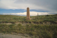 Oregon Trail and Ft. Fetterman Monument