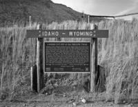 Lander Cut-Off of the Oregon Trail