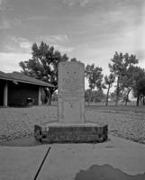 Texas Trail Monument