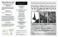 Vertical Dance, Children's Theater, & Music at VEDAUWOO