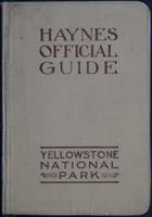 Haynes official guide, Yellowstone National Park