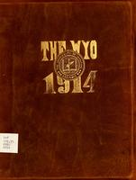 Wyo [Volume 05 - Senior Class of 1913]