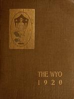Wyo [Volume 11 - Senior Class of 1919]