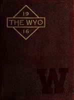 Wyo [Volume 07 - Senior Class of 1915]