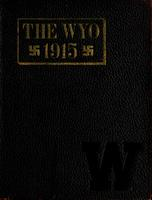 Wyo [Volume 06 - Senior Class of 1914]