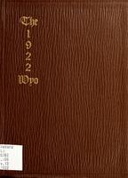 Wyo [Volume 13 - Senior Class of 1921]