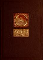 Wyo [Volume 17 - Senior Class of 1925]