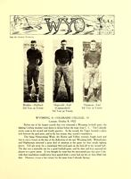 [Page of] Wyo [1922]