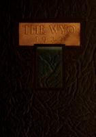 Wyo [Volume 21 - Senior Class of 1929]