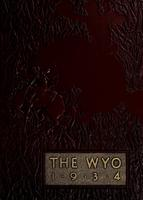 Wyo [Volume 26 - Senior Class of 1934]