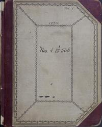 Cover of a botanical field book